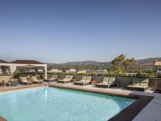 Hotéis de luxo em Los Angeles
